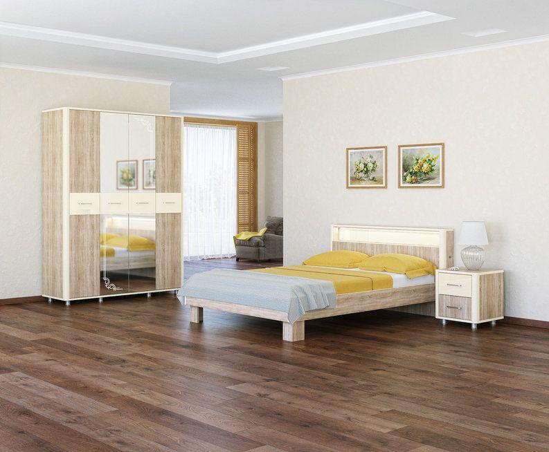 Спальня Оливия модульная