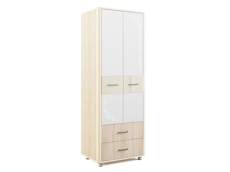 Шкаф 2-дверный Оливия Модуль 12