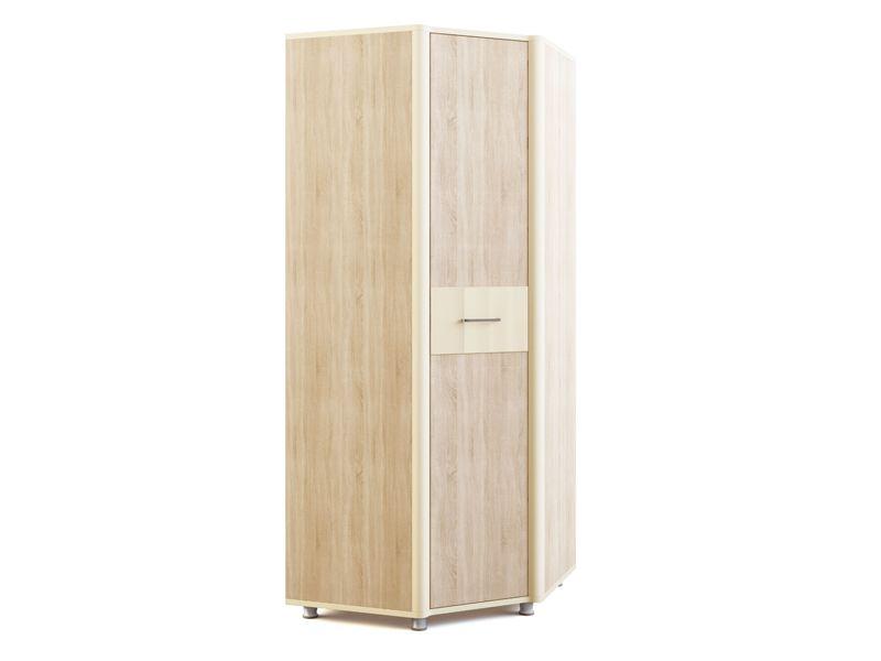 Шкаф угловой без зеркала Оливия Модуль 16