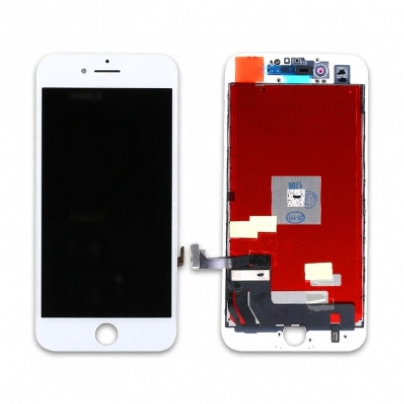 LCD (Дисплей) iPhone 8 (в сборе с тачскрином) (white) Оригинал