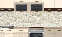 Фартук для кухни - Ковер для бабочки купить | интерьерные наклейки