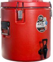 Изотермический термо-бочонок Maidisi 30 литров вид сбоку