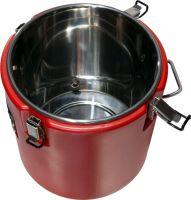Изотермический термо-бочонок Maidisi 30 литров колба из нержавеющей стали