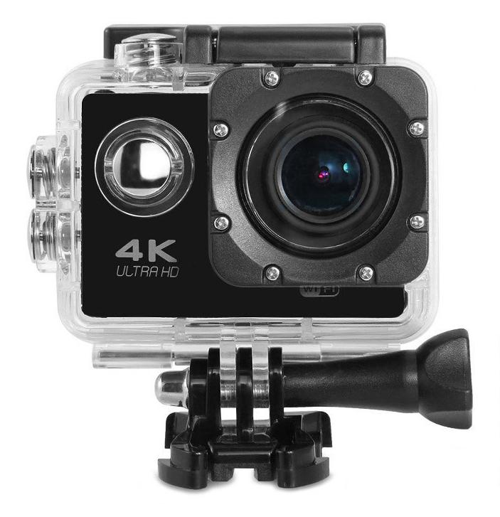 Экшн-камера PALMEXX 4K WiFi UltraHD