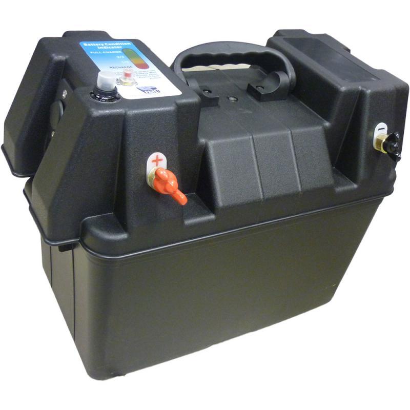 Коробка для АКБ