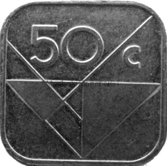 Аруба 50 центов 2003 г.