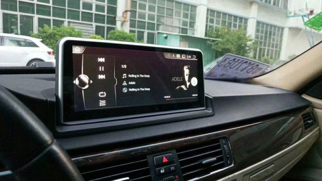 """Монитор Radiola RDL-8273 Монитор 10.25"""" для BMW 3 серии E90/E91/E92 (2006-2012) Без оригинального монитора, режется торпеда."""