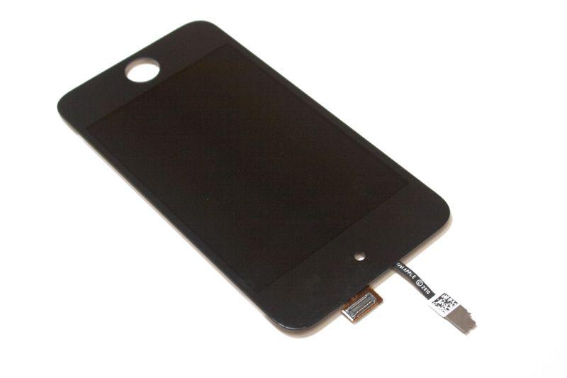 LCD (Дисплей) iPod touch 4 (в сборе с тачскрином) (black) Оригинал