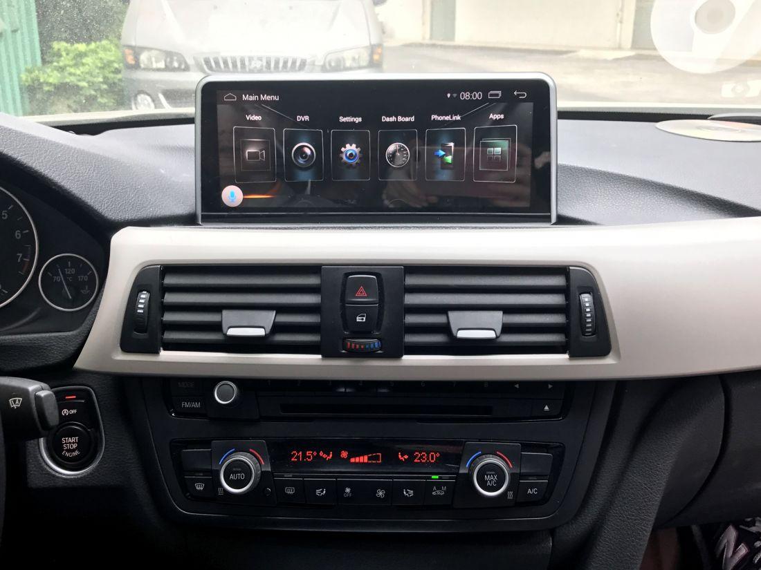 "Монитор Radiola RDL-8513 EVO 10,25"" для BMW 3 серии F30/F31/F33/F34 (2017-) EVO система, штатный монитор без тач скрина."