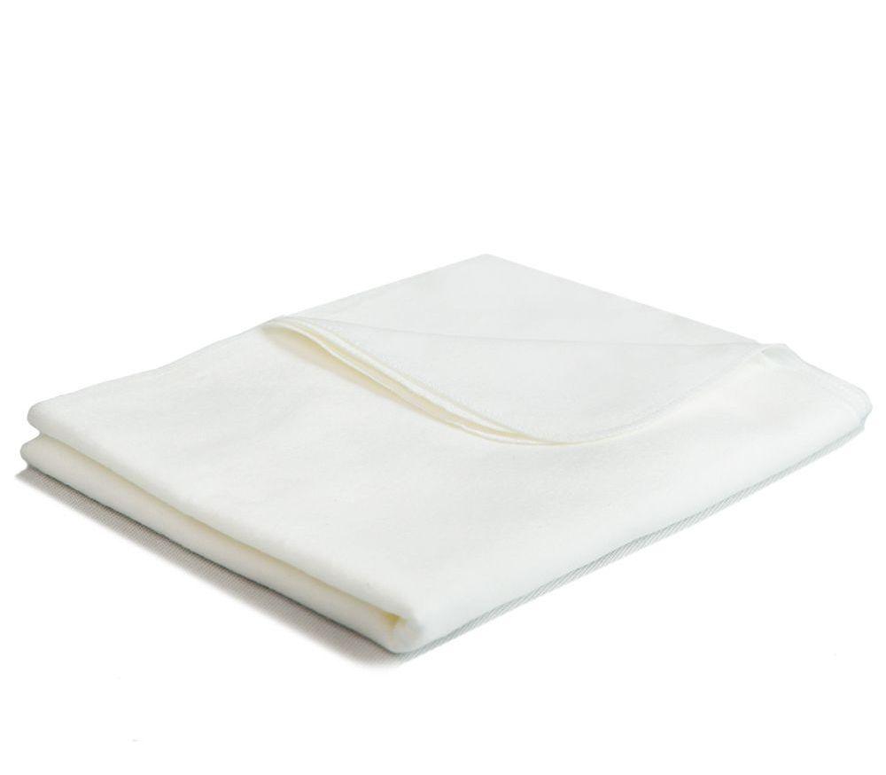 Белая пеленка, 85x120 см