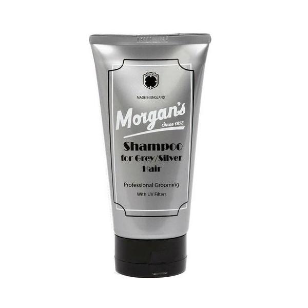Шампунь Morgan`s для осветленных и седых волос