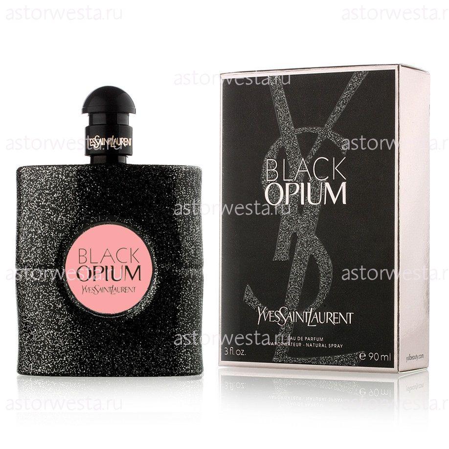 Парфюмерная вода Yves Saint Laurent Black Opium, 90 мл (ПОД ЗАКАЗ)