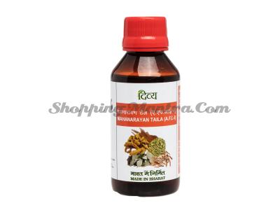 Маханараян масло Патанджали Аюрведа | Divya Patanjali Mahanarayan Taila