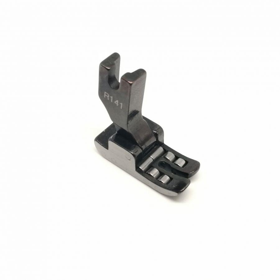 Лапка роликовая R141 для кожи и тяжёлых тканей, для промышленной машины.