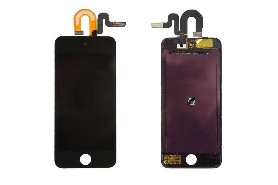 LCD (Дисплей) iPod touch 5 (в сборе с тачскрином) (black) Оригинал
