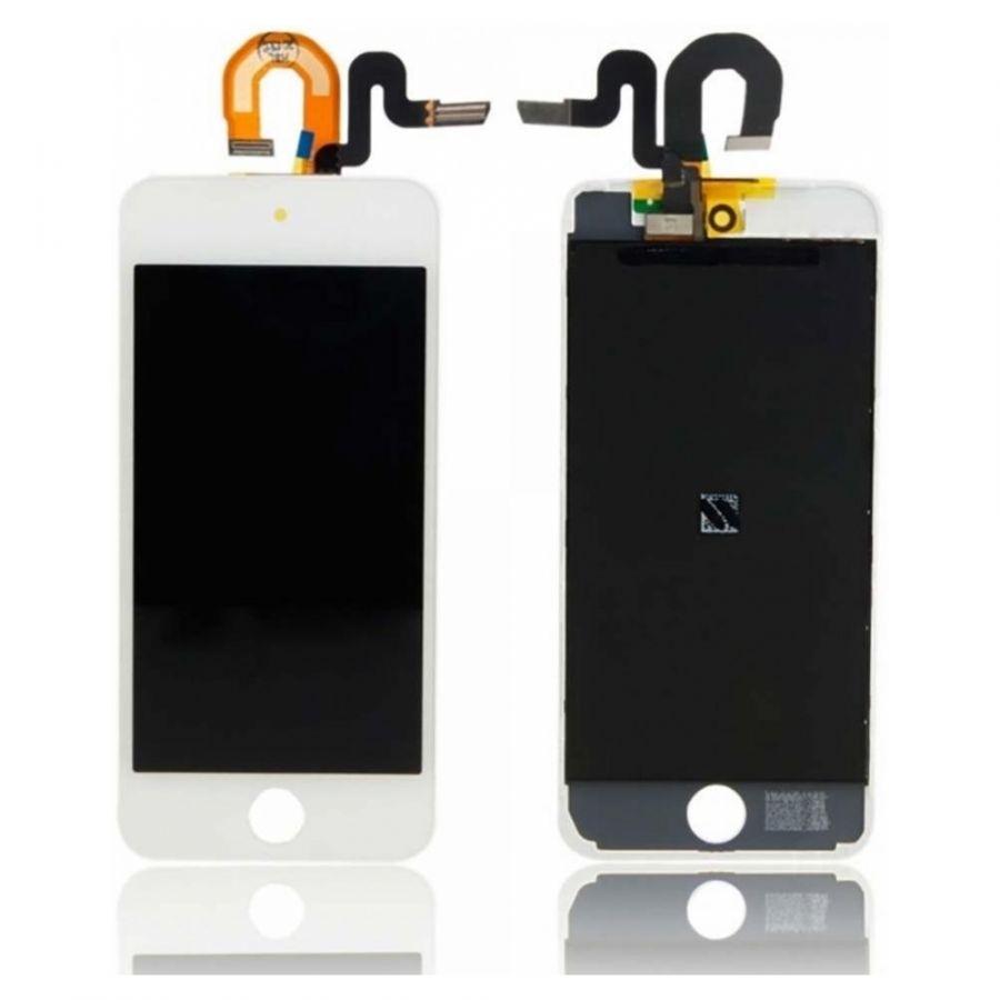 LCD (Дисплей) iPod touch 5 (в сборе с тачскрином) (white) Оригинал
