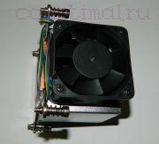 Кулер процессора Lga 2011/1366 (60х60мм)