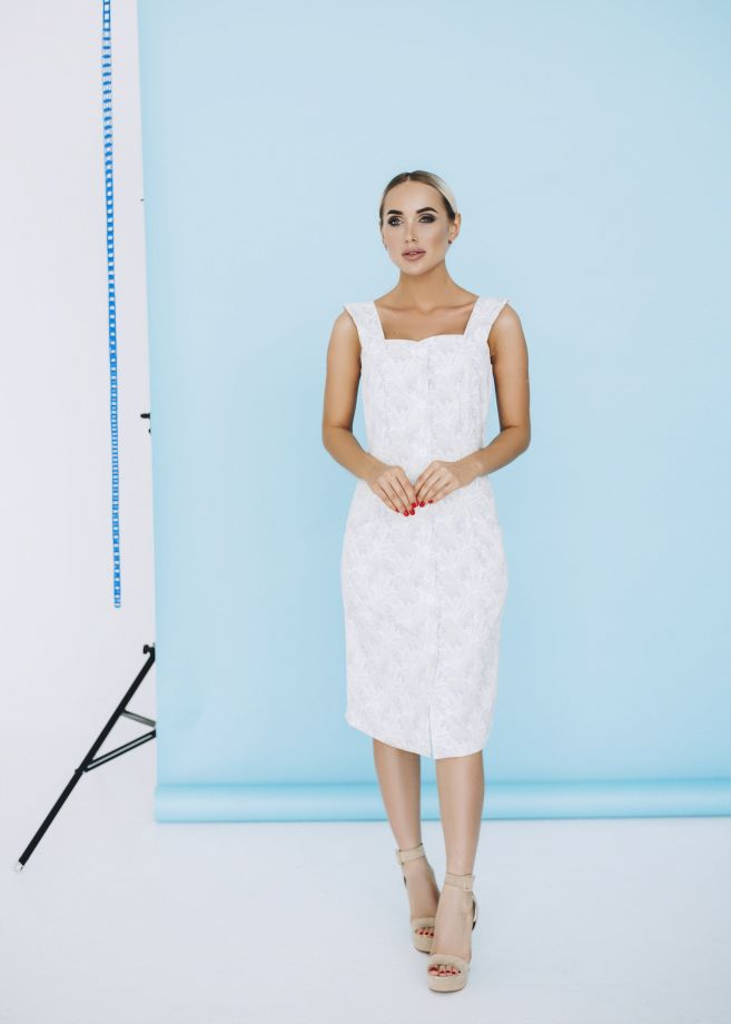 0518. Платье