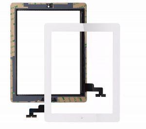 Тачскрин iPad 2 (в сборе с кнопкой Home) (white) Оригинал