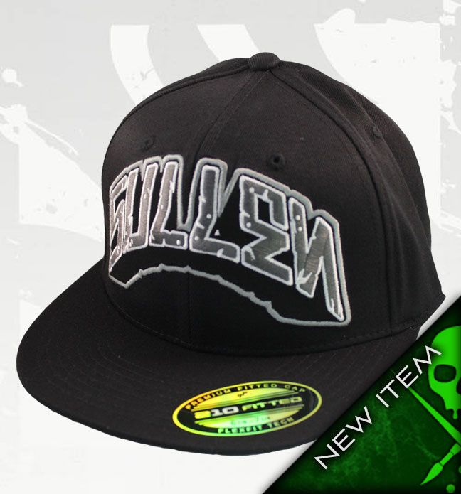 Кепка Sullen STREETS Hat Black Grey & White