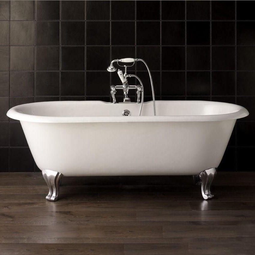 Ванна чугунная Devon&Devon Draycott 170x79 ФОТО