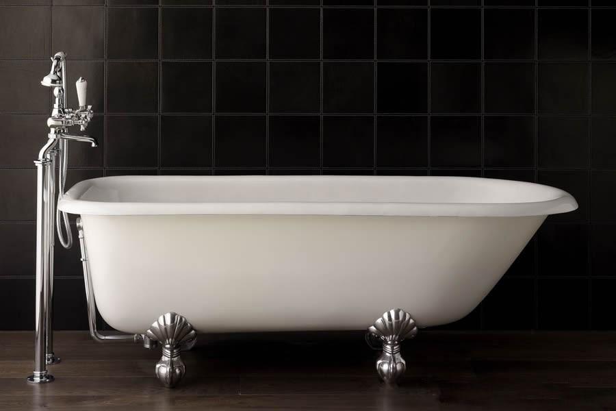 Ванна чугунная Devon&Devon Kensington 154x78 ФОТО