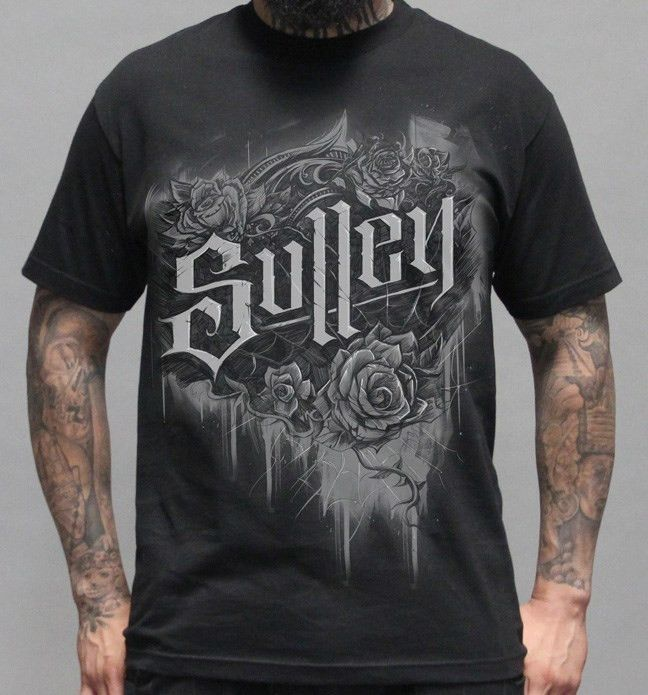 SWIPE Black SULLEN MEN'S Tee Shirt