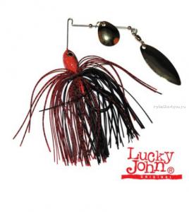 Спиннербейт Lucky John Red Vampire 21 гр (6083-021)