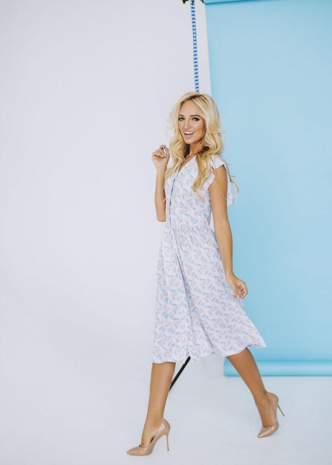 0542. Платье