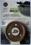 Шайба Green Bisquit с символикой NHL (Ducks)