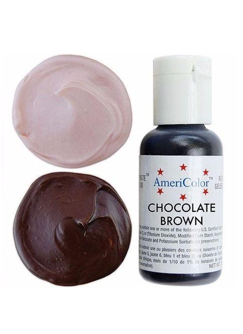 Краситель   Америколор Chocolate Brown