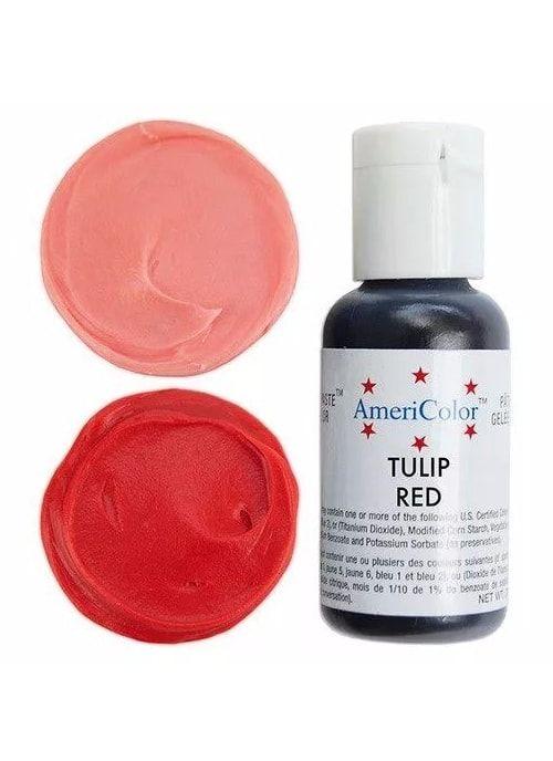 Краситель   Америколор Tulip Red