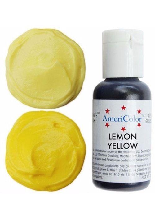Краситель   Америколор Lemon-yellow