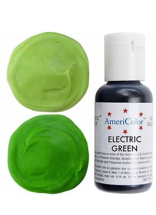 Краситель   Америколор Electric Green