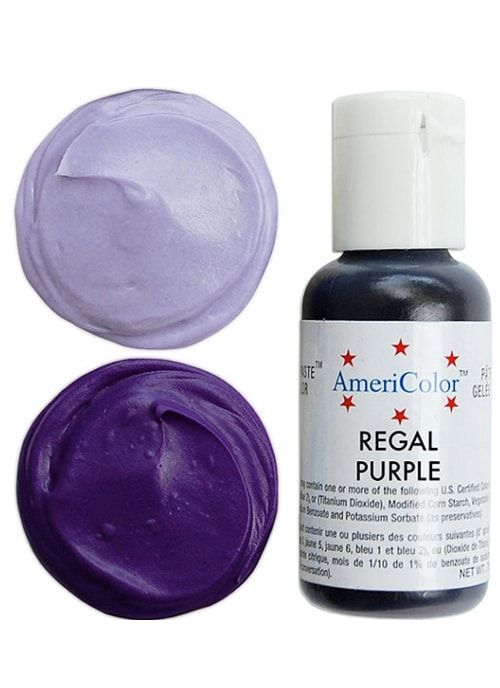Краситель Americolor Regal Purple