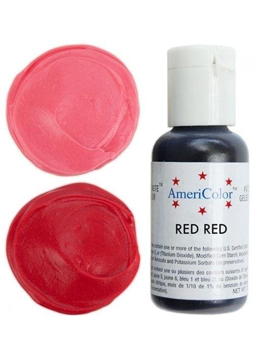 Краситель Americolor Red Red