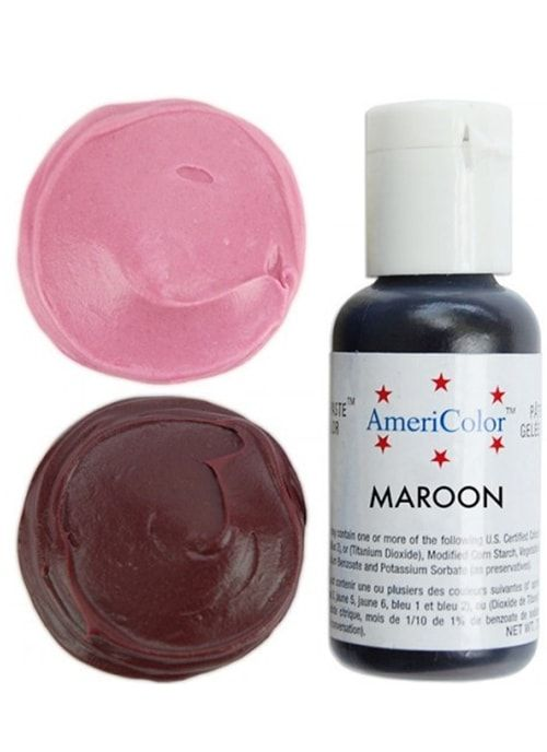 Краситель Americolor Maroon
