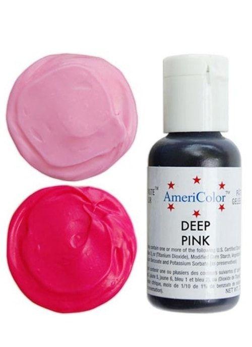 Краситель Americolor Deep Pink