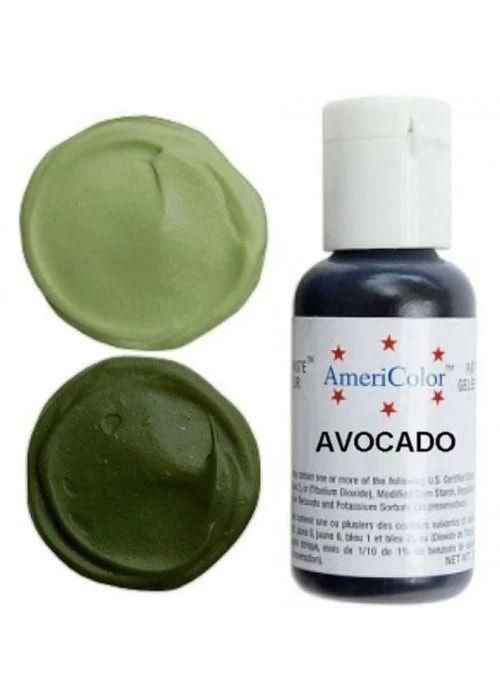 Краситель Americolor Avocado