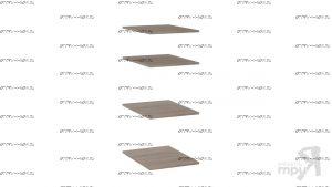 Комплект полок Прованс ТД-223.07.26-01