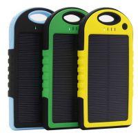 Power Bank на солнечной батарее 5000 мач