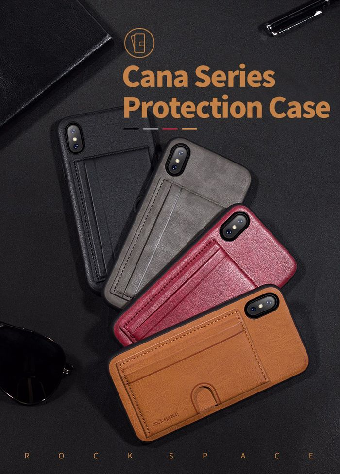 Чехол для iPhone X Cana Series Rock Space