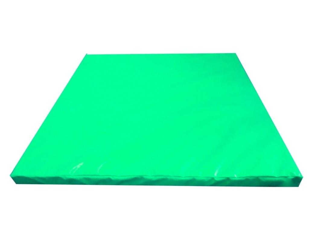 Мат для детского спортзала 90х90х5 см
