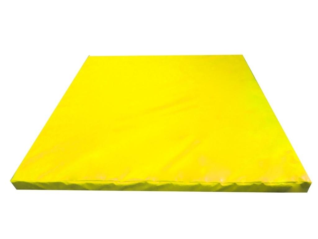 Мат детский спортивный квадрат 120х120х5 см