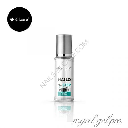 Праймер кислотный  Nailo Primer Silcare  9 мл.