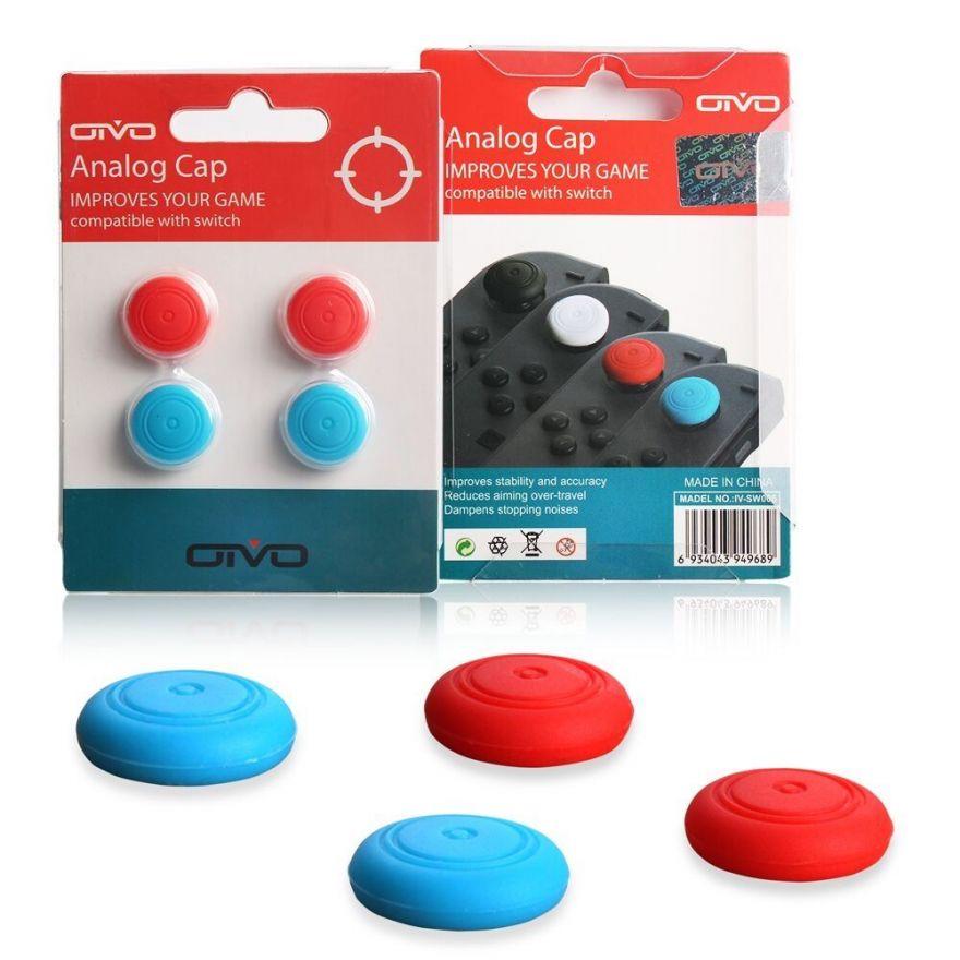 Набор насадок Analog Cap OIVO IV-SW006 (Nintendo Switch)