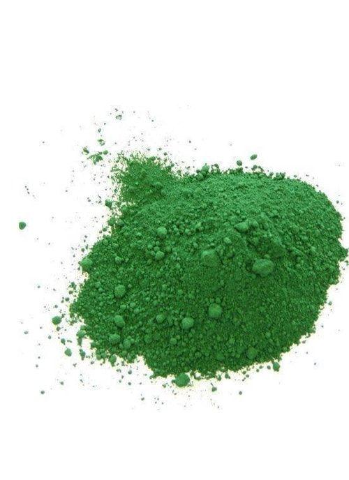 Сухой краситель зеленый (20гр)