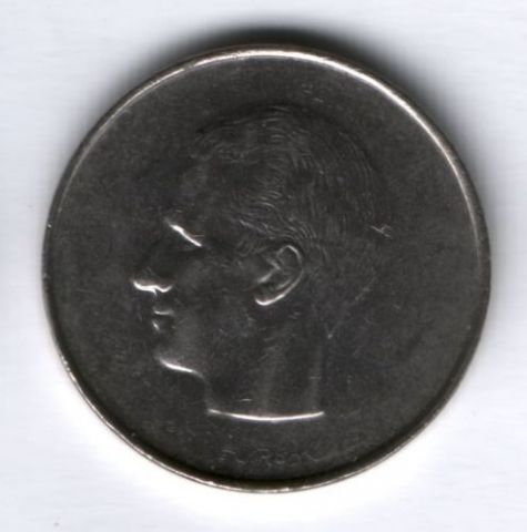 10 франков 1969 г. Бельгия Belgie