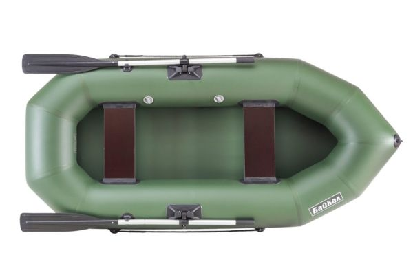 Надувная гребная лодка ПВХ БАЙКАЛ 240