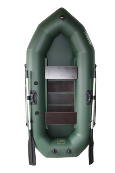 Надувная гребная лодка ПВХ БАЙКАЛ 240 РС